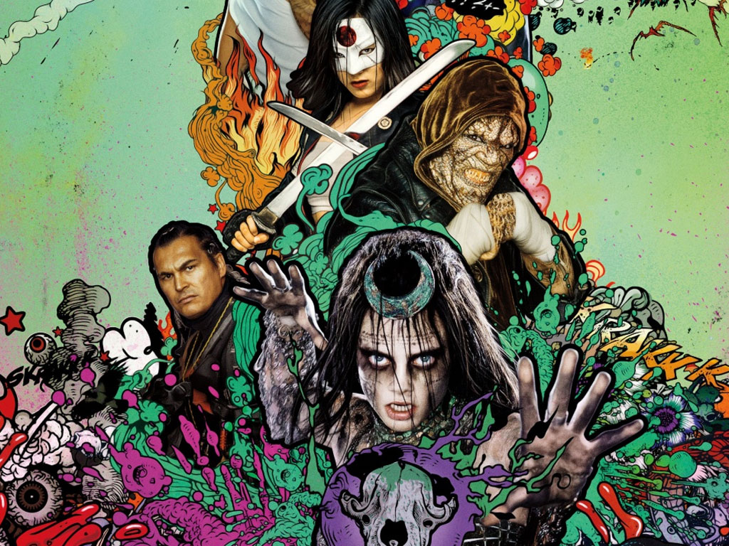 Suicide Squad HQ Movie Wallpapers