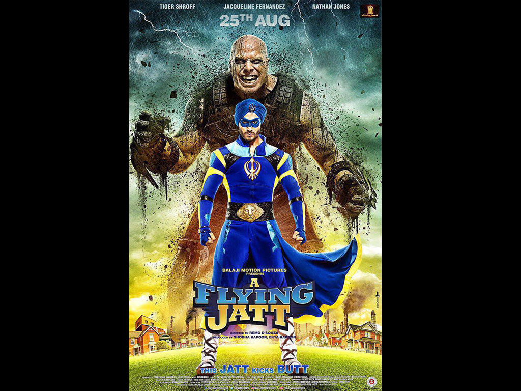 Wallpaper download jat -  A Flying Jatt