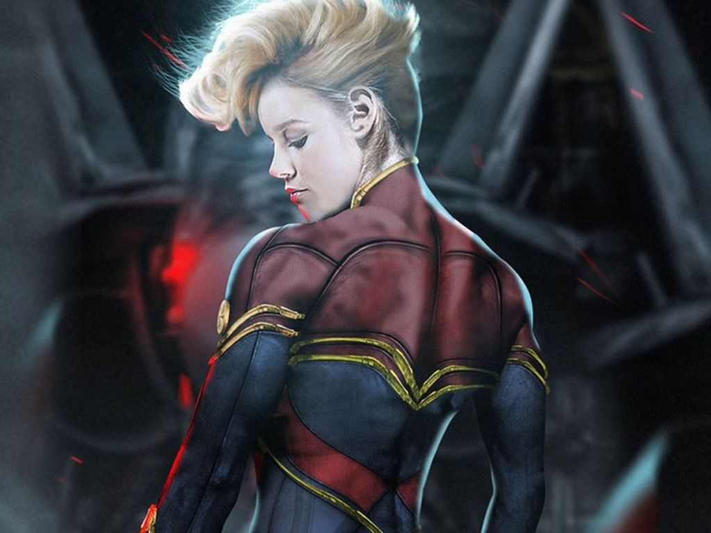 Captain Marvel Hq Movie Wallpapers Captain Marvel Hd Movie