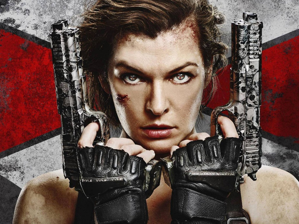 Resident evil the final chapter hq movie wallpapers - Resident evil the final chapter wallpaper ...