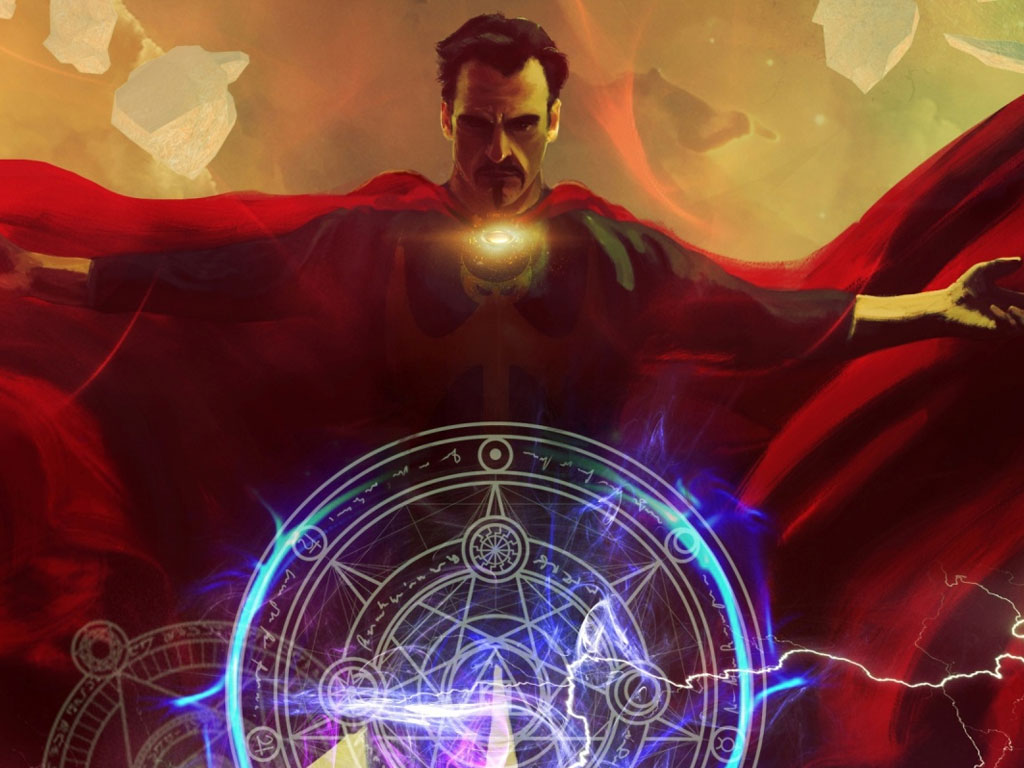 Doctor Strange HQ Movie Wallpapers