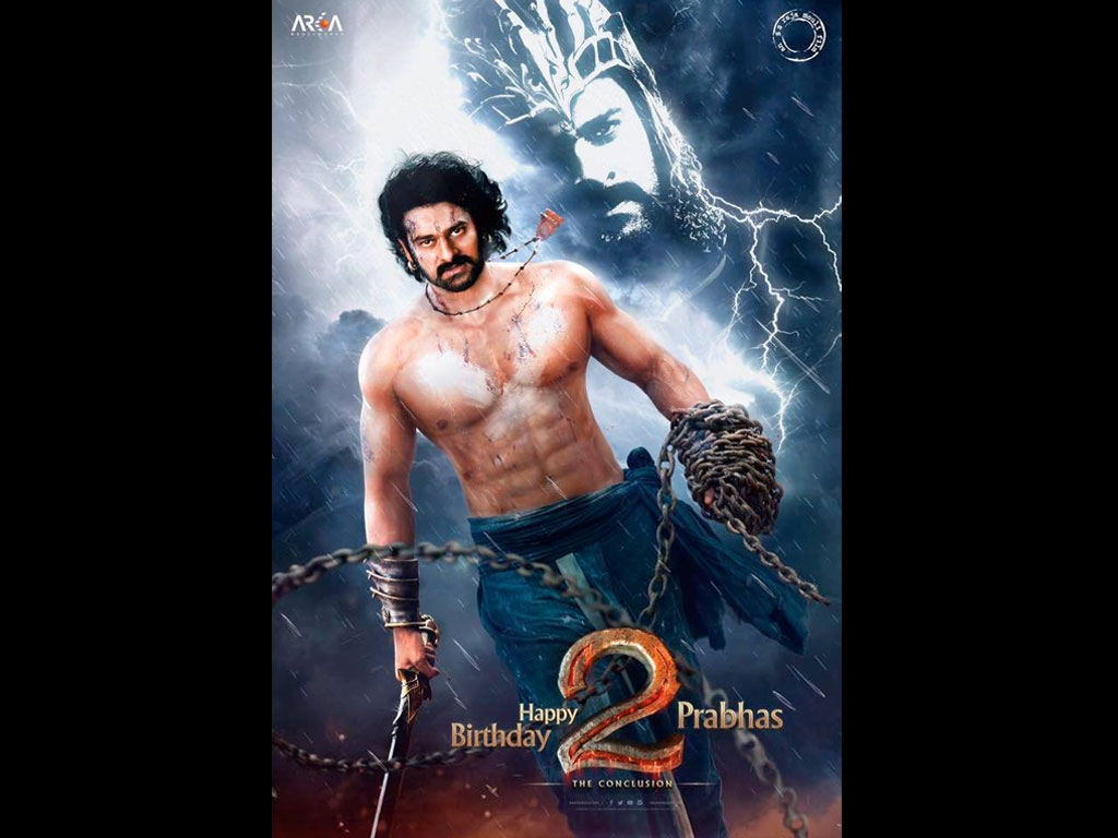 Baahubali 2 : The Conclusion HQ Movie Wallpapers | Baahubali 2 : The ...