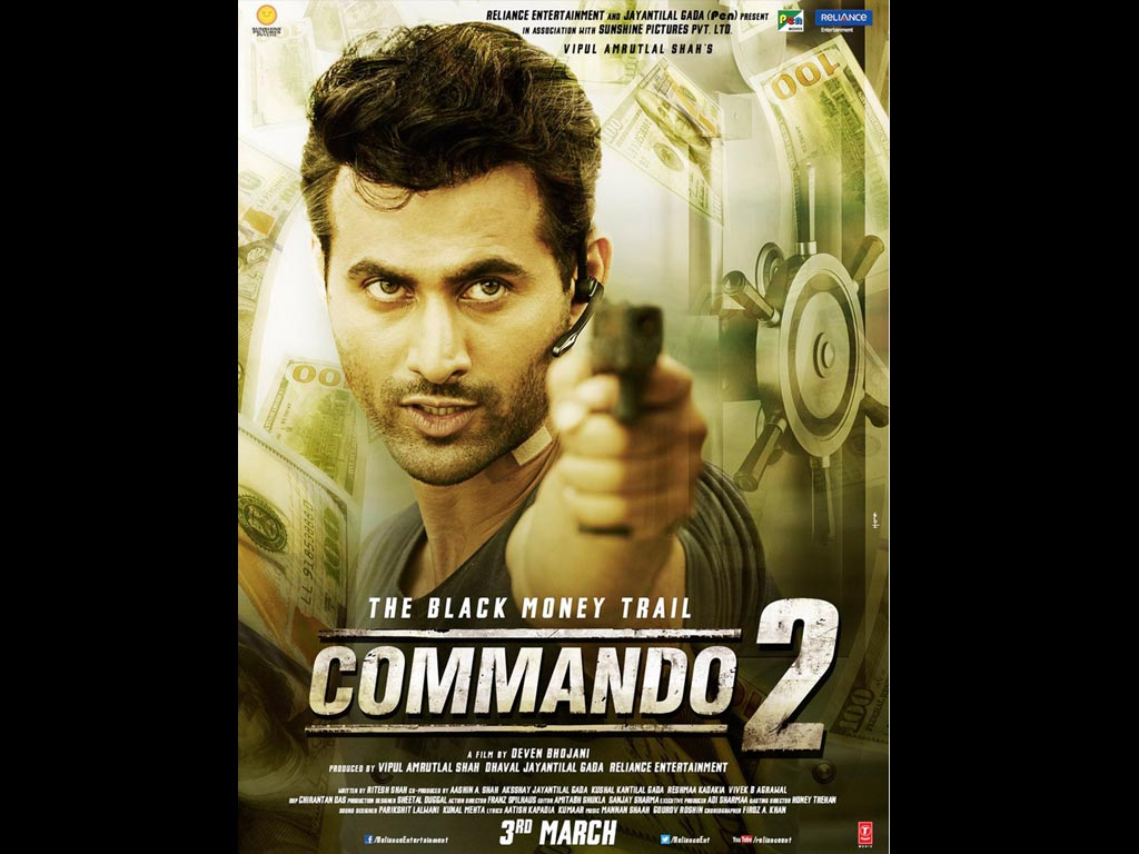 Commando 2 Wallpaper