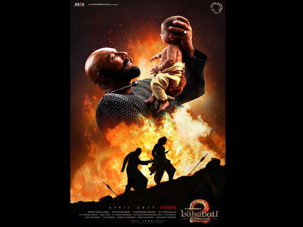 Conclusion HQ Movie Wallpapers | Baahubali 2 : The Conclusion HD Movie ...
