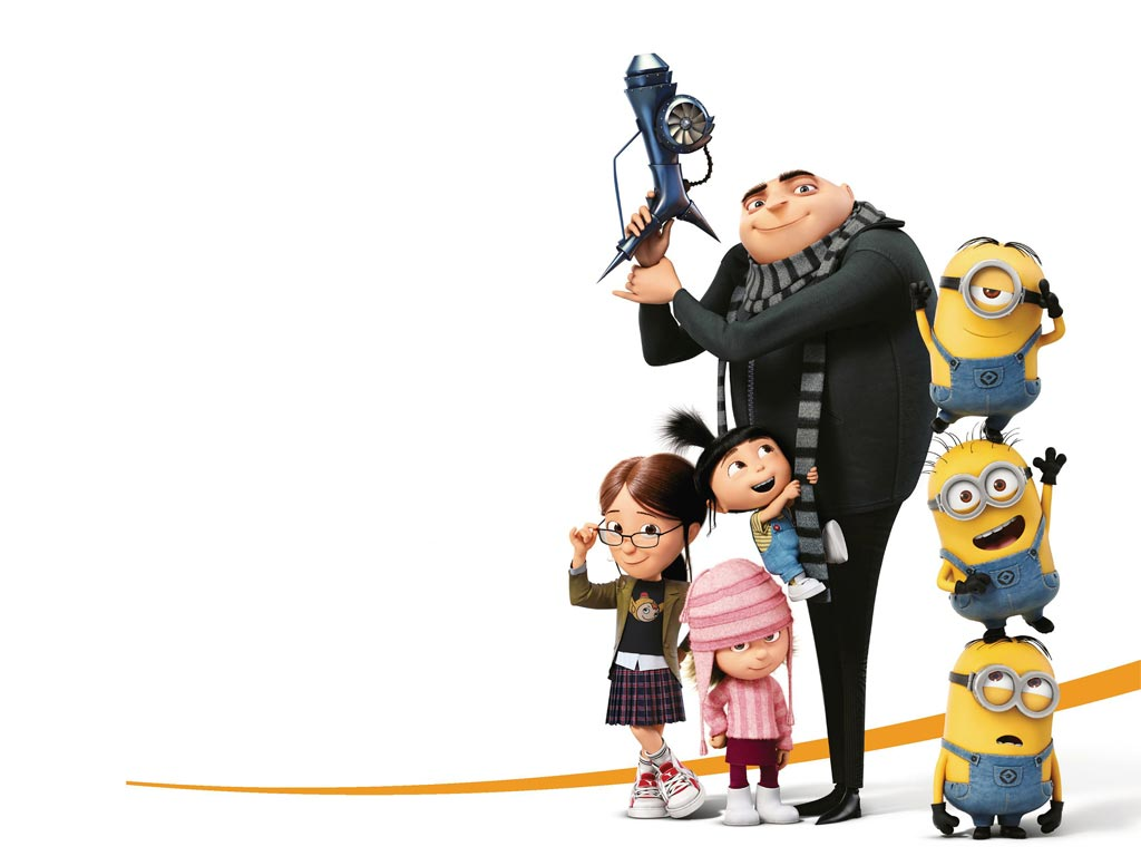 Despicable me 3 hq movie wallpapers despicable me 3 hd movie wallpapers 41334 filmibeat - Despicable me hd images ...