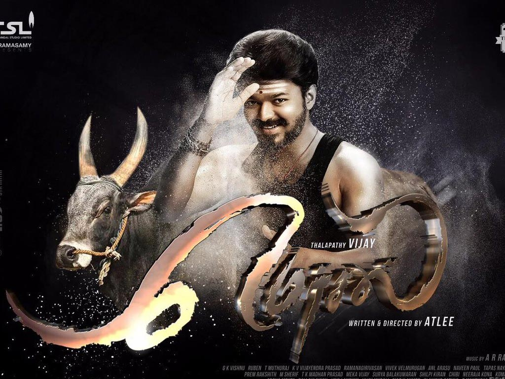 Mersal Hq Movie Wallpapers Mersal Hd Movie Wallpapers 45686