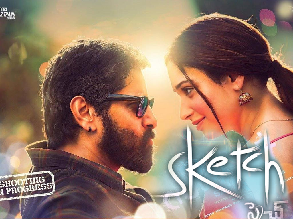 Sketch HQ Movie Wallpapers   Sketch HD Movie Wallpapers - 49995 - Filmibeat Wallpapers