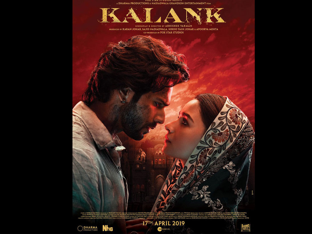 Kalank HD Movie Wallpapers