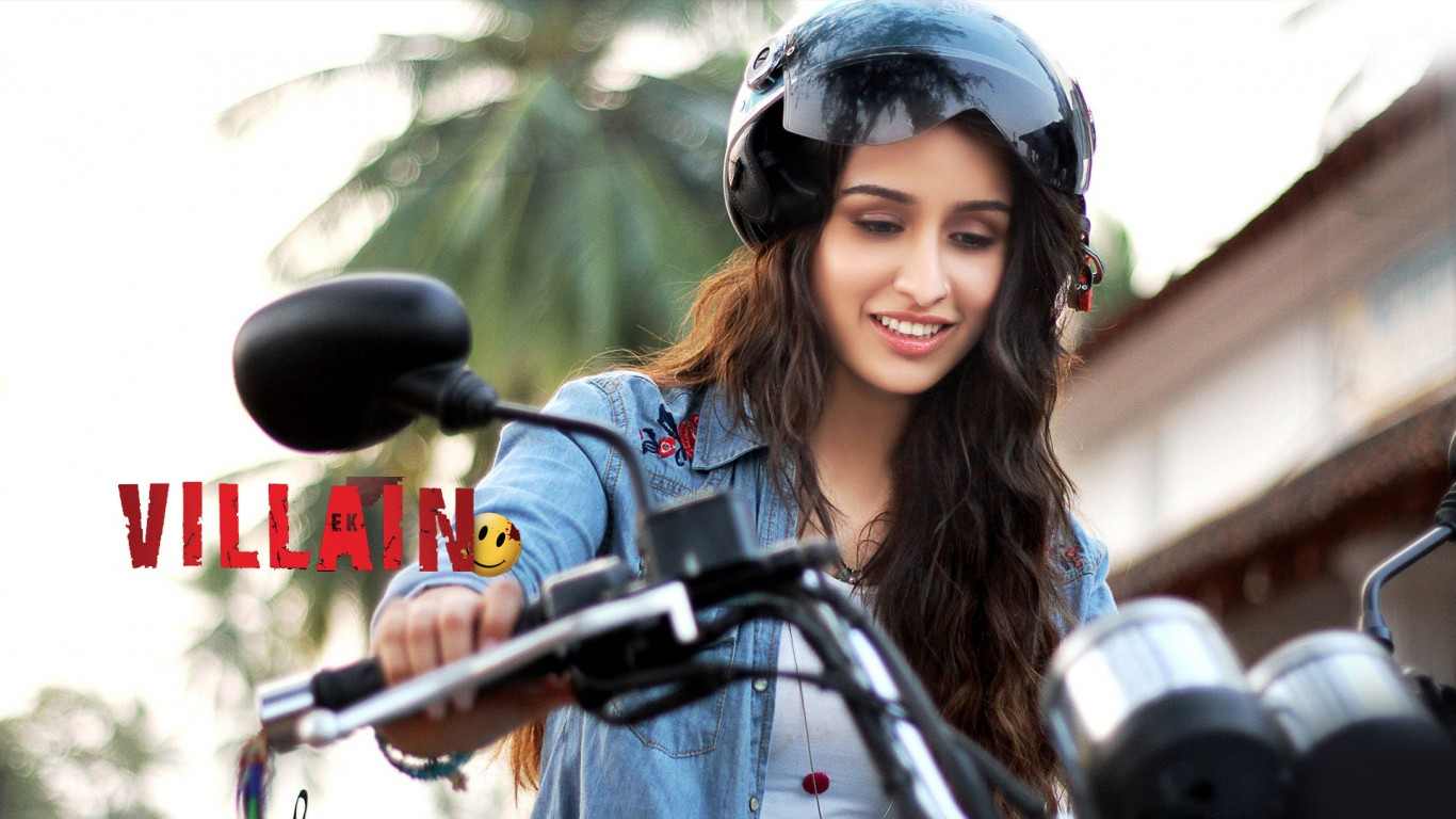 Ek Villain HQ Movie Wallpapers  Ek Villain HD Movie