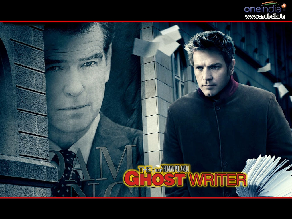 The Ghost Writer Wallpapers The Ghost Writer Movie