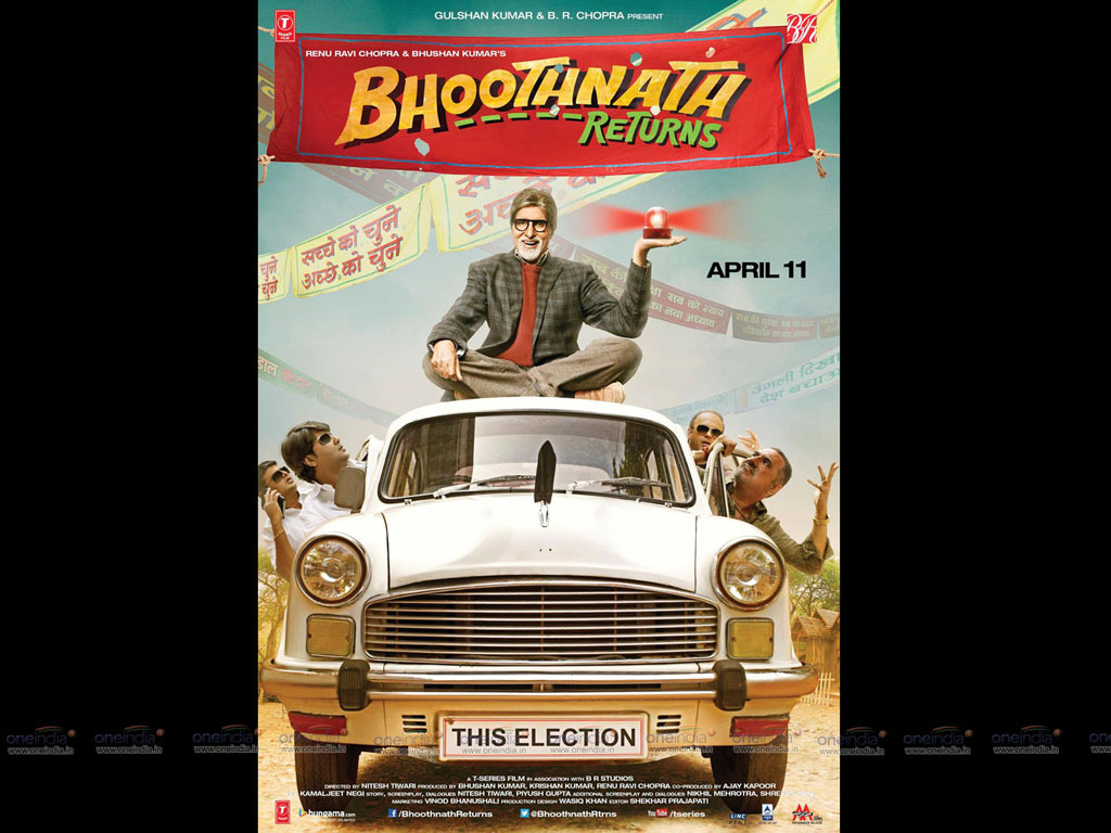 Bhoothnath Returns Wallpapers