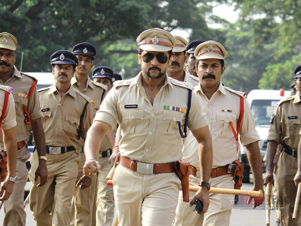 Singam 3 Wallpapers