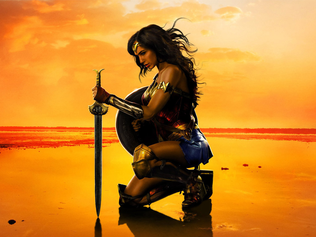 Wonder Woman Wallpapers