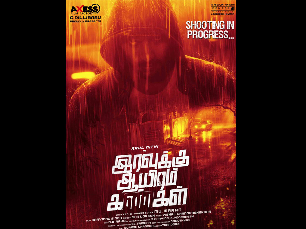 Iravukku Aayiram Kangal Wallpapers