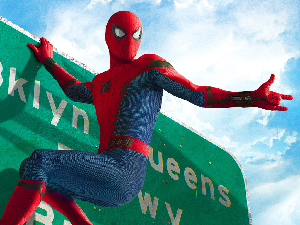 Spider Man Homecoming 2017 Wallpapers