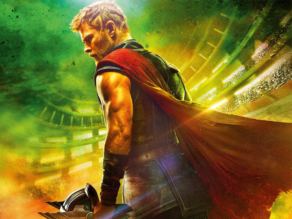 Thor Ragnarok 2017 Wallpapers