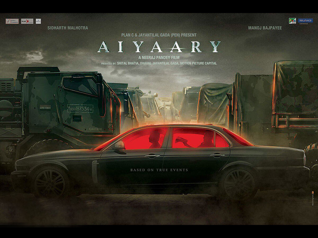 Aiyaary Wallpapers