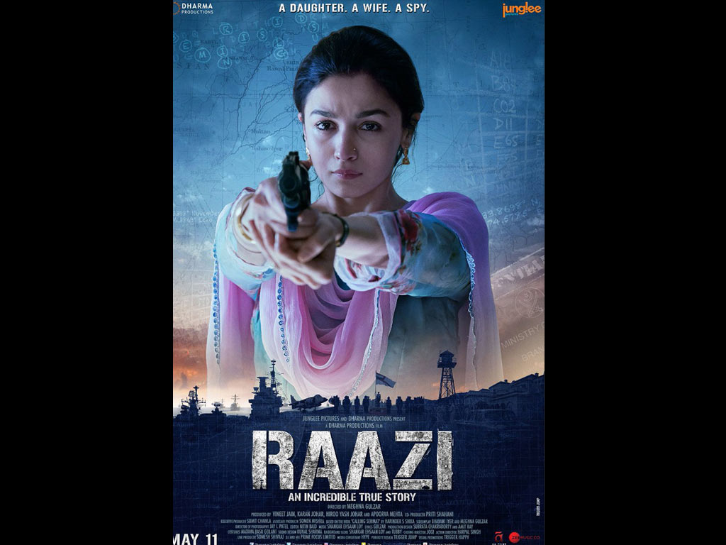 Raazi Wallpapers