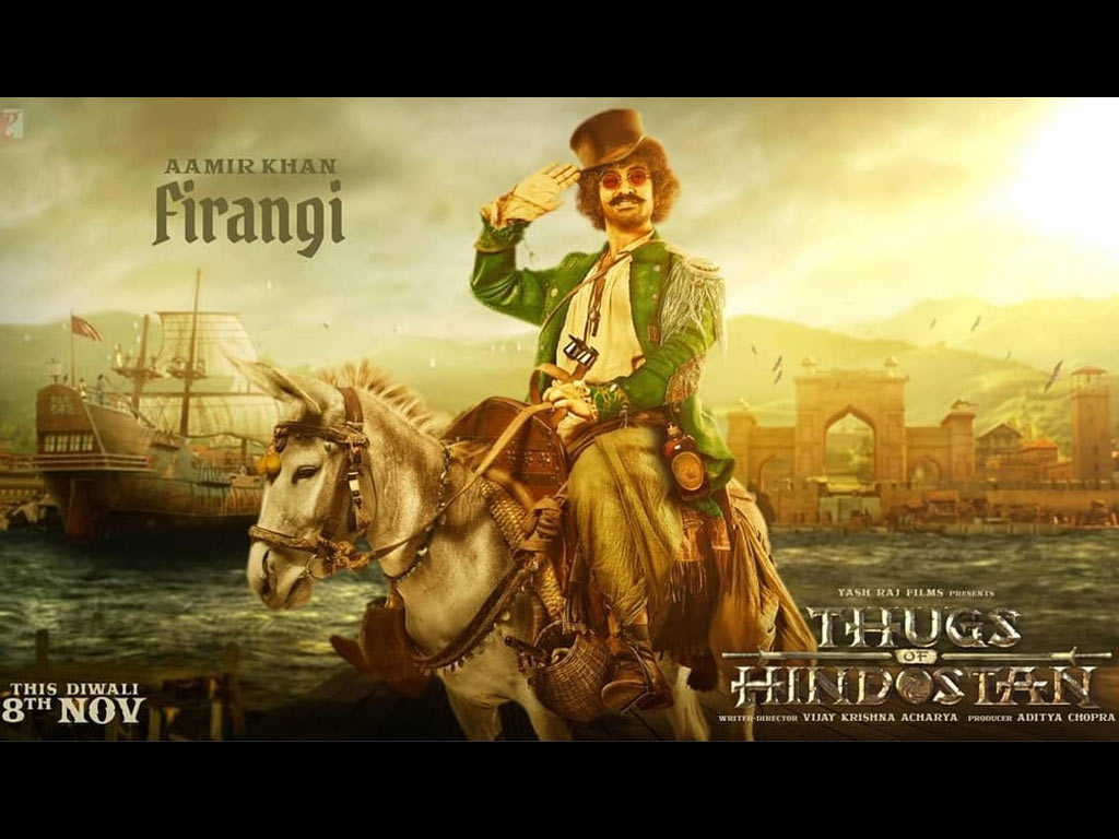 Thugs Of Hindostan Wallpapers