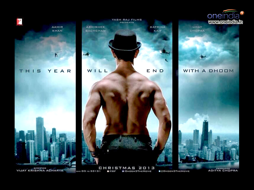 Dhoom 3 Wallpaper