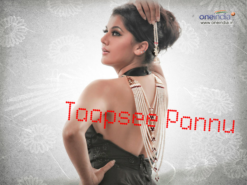 Tapasee Pannu Wallpaper