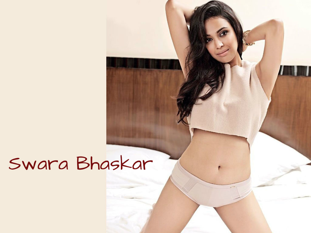 Actress Swara Bhaskar Wallpaper