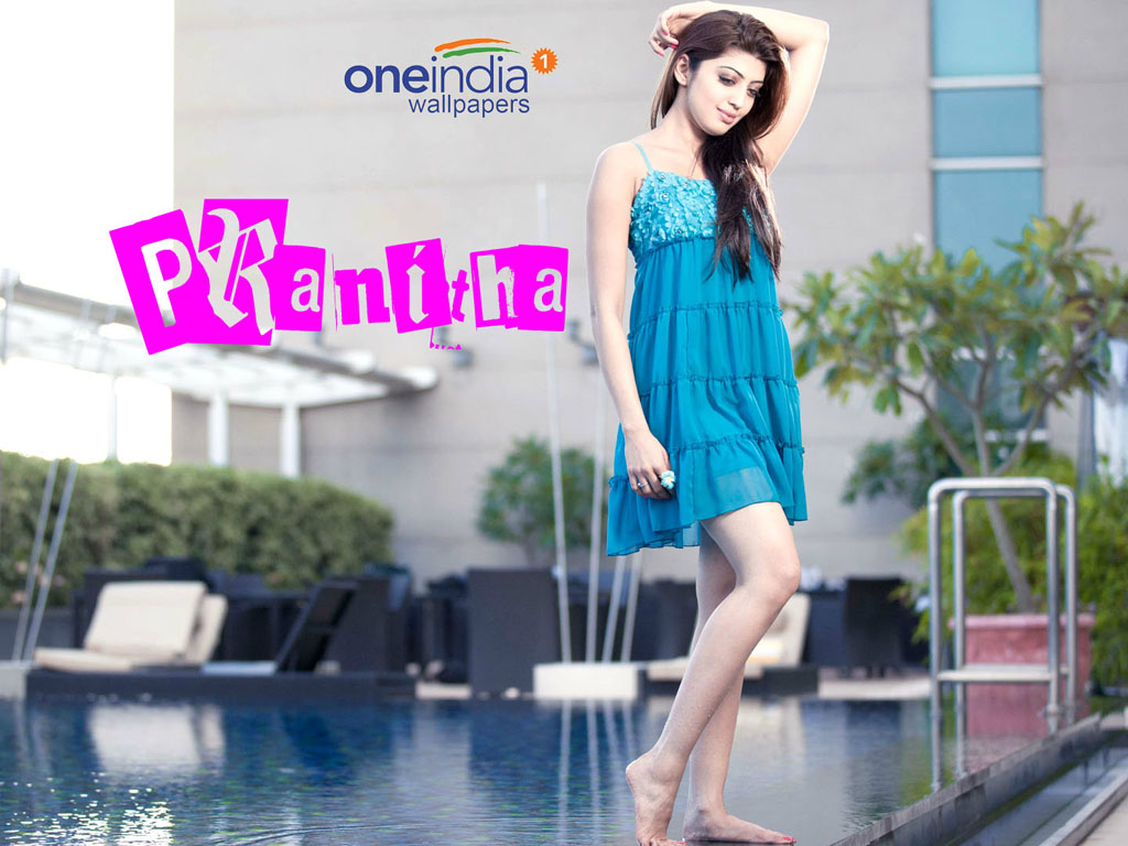 Pranitha Wallpaper